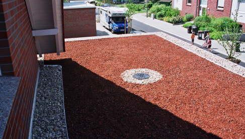 Garagendachbegrünung - jetzt muss nur noch gepflanzt werden
